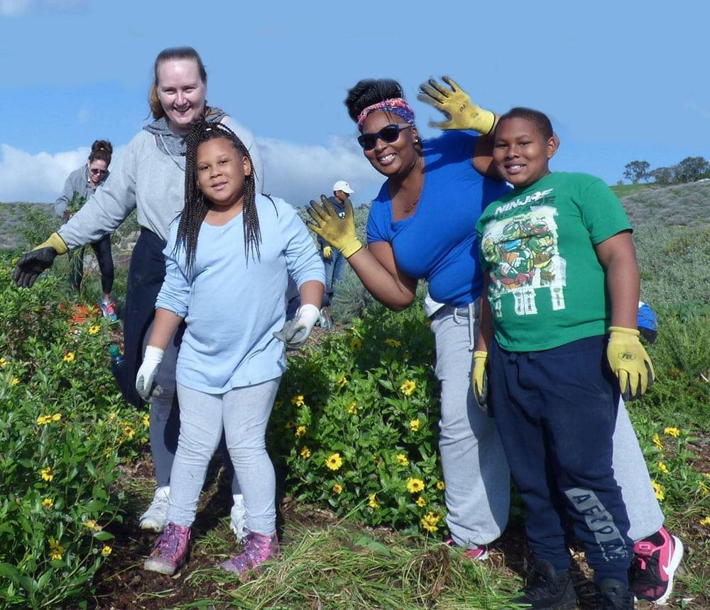 Palos Verdes Peninsula Land Conservancy's Earth Day Celebration