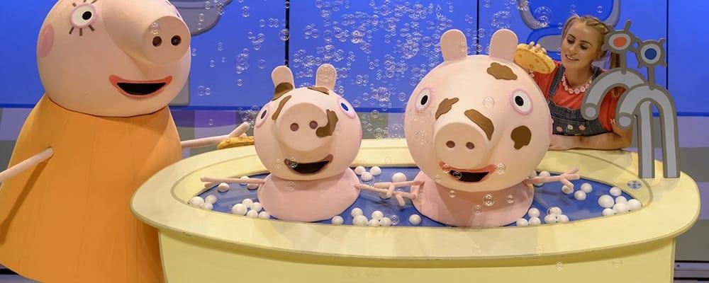 Peppa Pig's Big Surprise