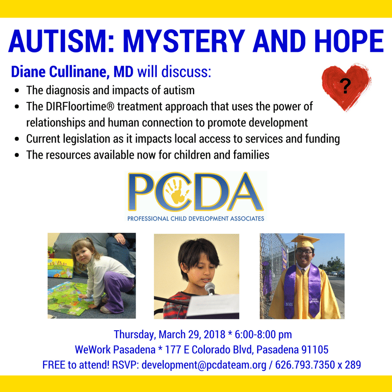 Autism: Mystery and Hope