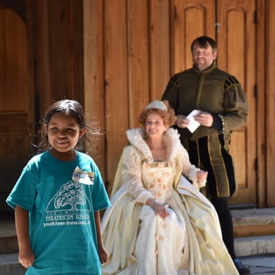 Drama and Music Camps for All Ages at Will Geer's Theatricum Botanicum