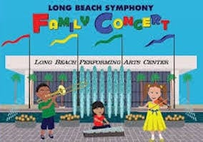 Long Beach Symphony's Family Series: We Can Be Heroes!