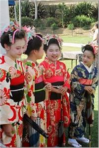Monterey Park Cherry Blossom Festival