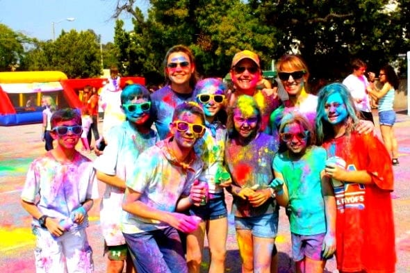 SPEF Color Festival