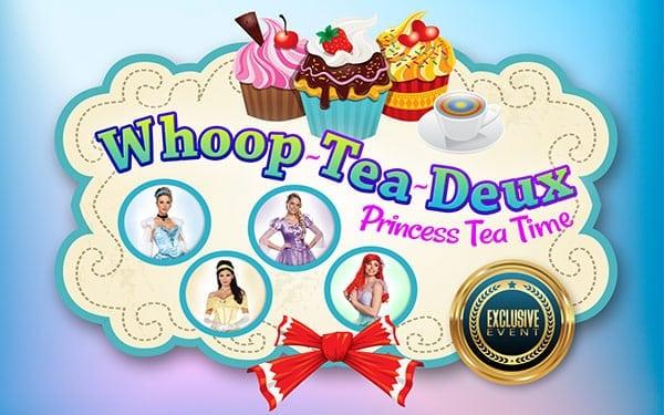 Princess Whoop Tea Deux