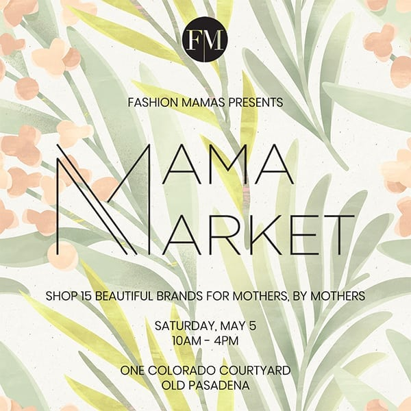 Fashion Mamas' Annual Mama Market