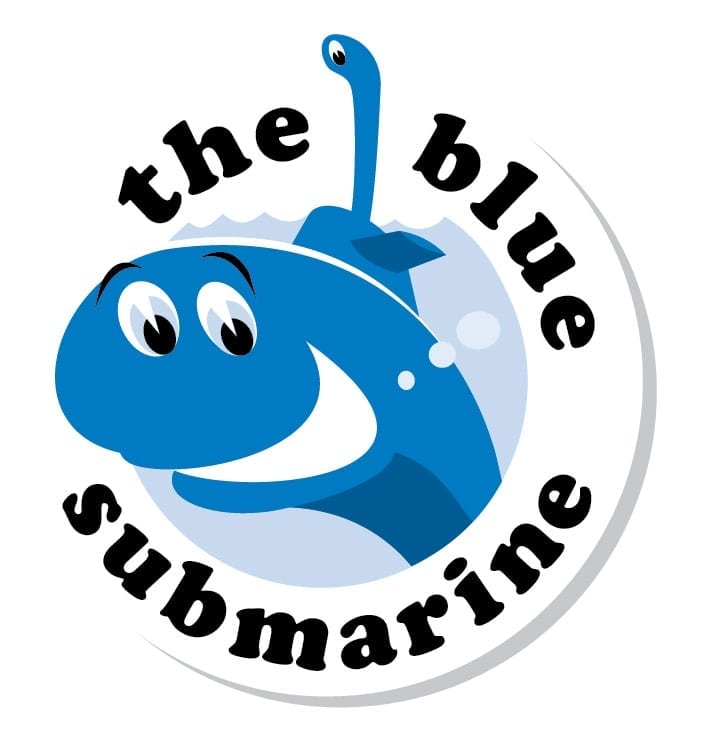 Blue Submarine presents Lifestyles of the Slimy and Squishy