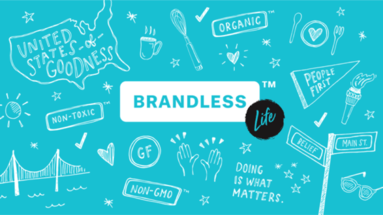#BrandlessLife Pop-Up with Purpose