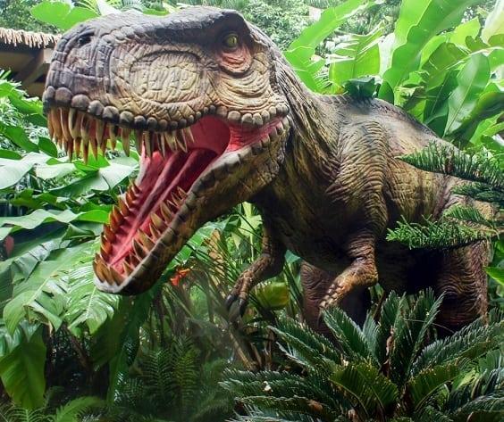 Dinosaur Romp