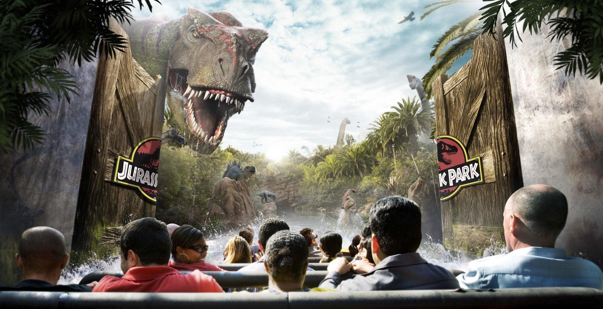 Jurassic Park's 25th Anniversary Celebration