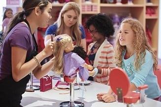 Doll Hair Salon Spectacular