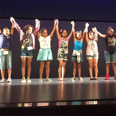 Los Angeles Writing Project Summer Camp
