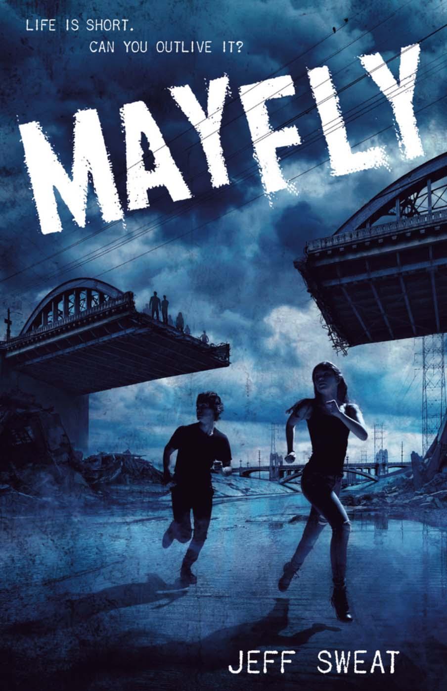 Mayfly YA Novel Launch and Book Signing
