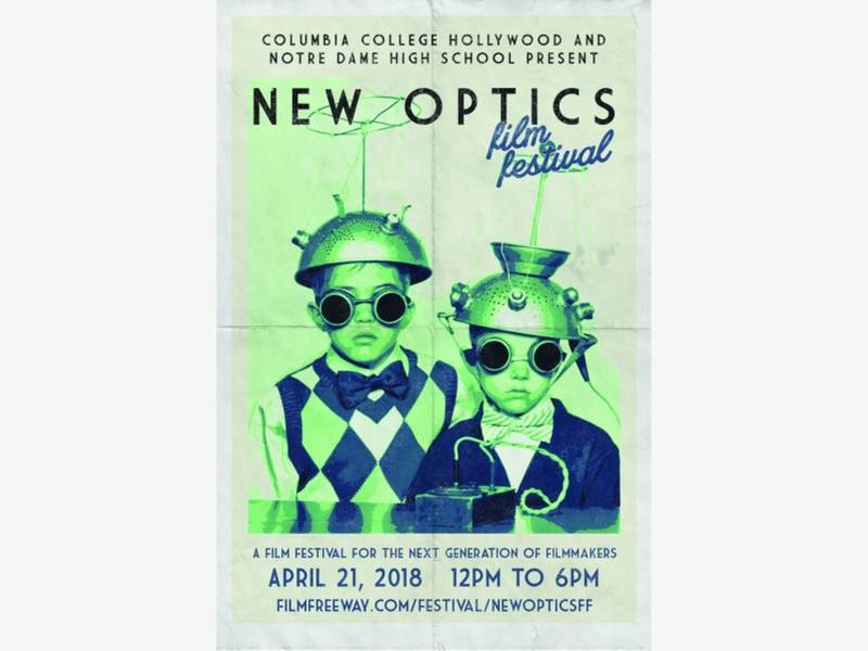 New Optics Film Festival of Teen Filmmakers