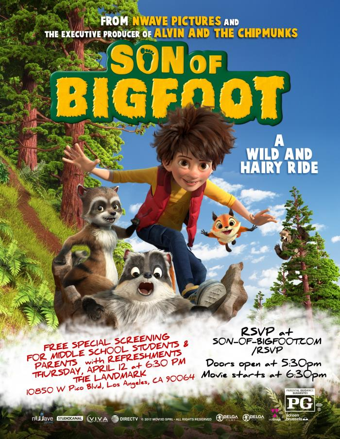 Special Event Screening: Son of Bigfoot