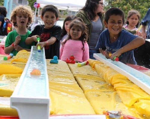 Short Avenue Elementary's Big Fun Spring Carnival