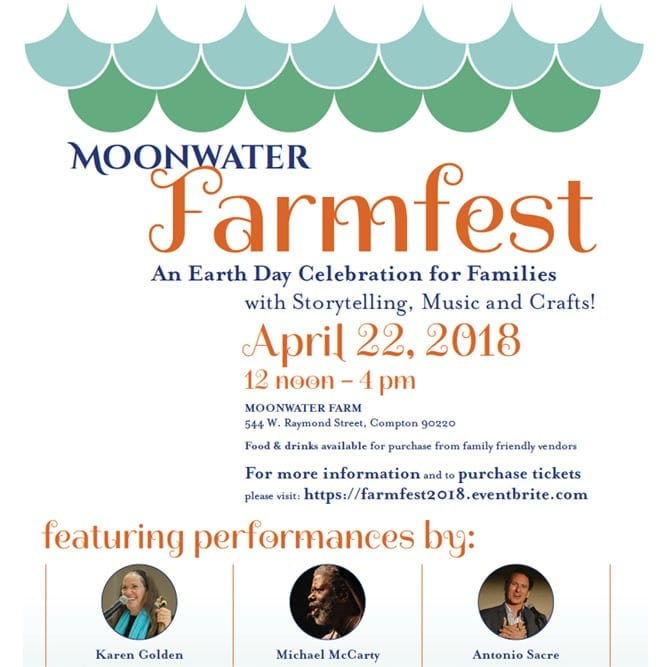 Moonwater FarmFest: An Earth Day Celebration