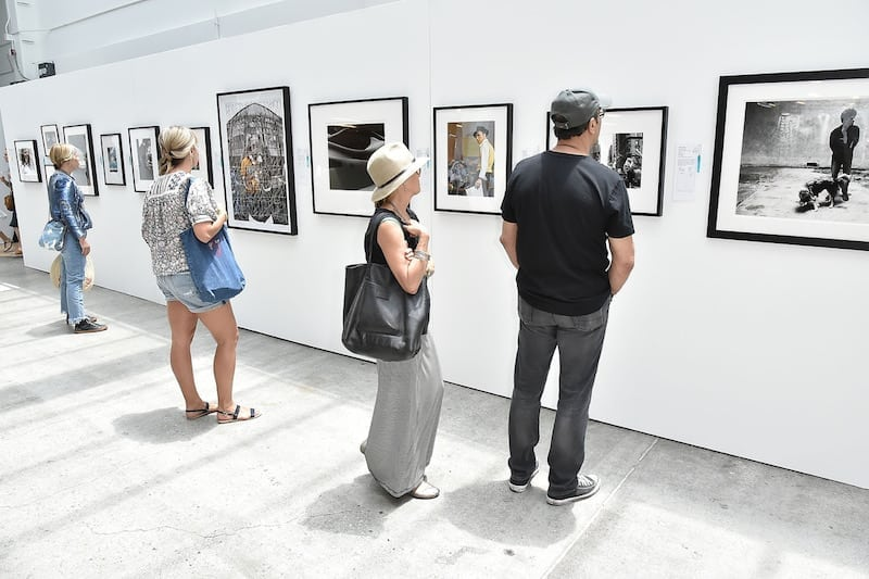 Venice Family Clinic's 39th Art Walk & Auctions