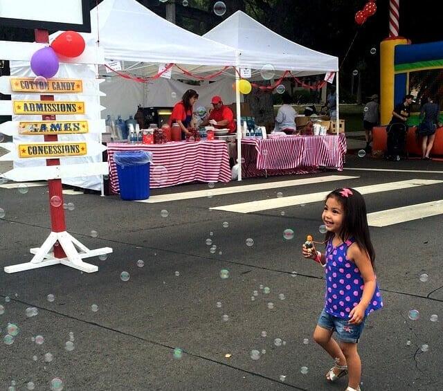 Balboa Strawberry Festival
