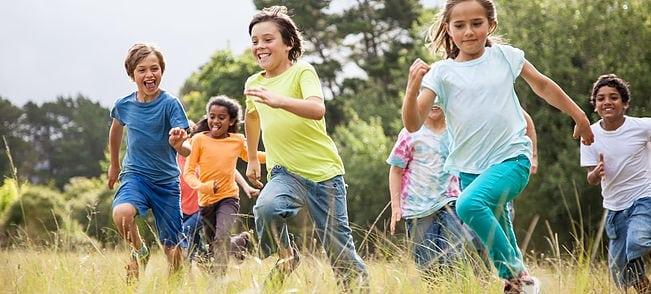 Childhood Obesity Awareness Run