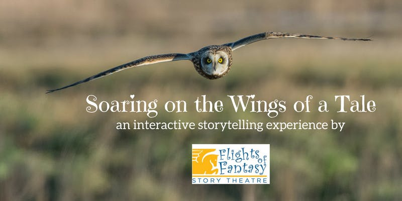 Soaring on the Wings of a Tale at Lomita Library