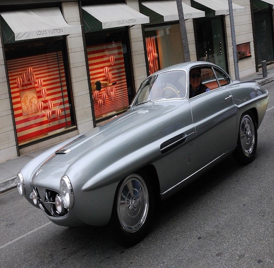 Concours d'Elegance Fathers Day Car Show