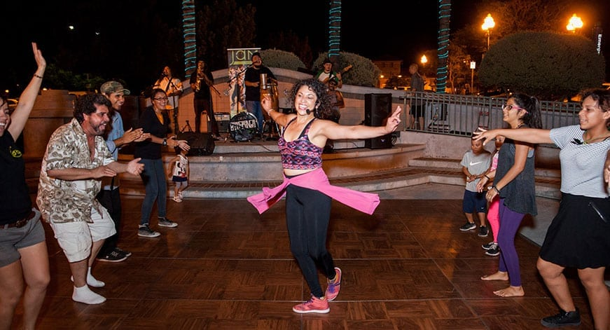 JAM Session in Newhall: Tropicál Dance