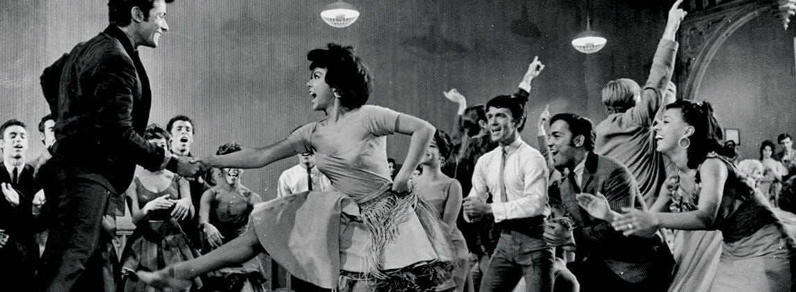 Outdoor Movies at the Skirball: West Side Story
