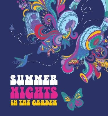 Summer Nights in the Garden