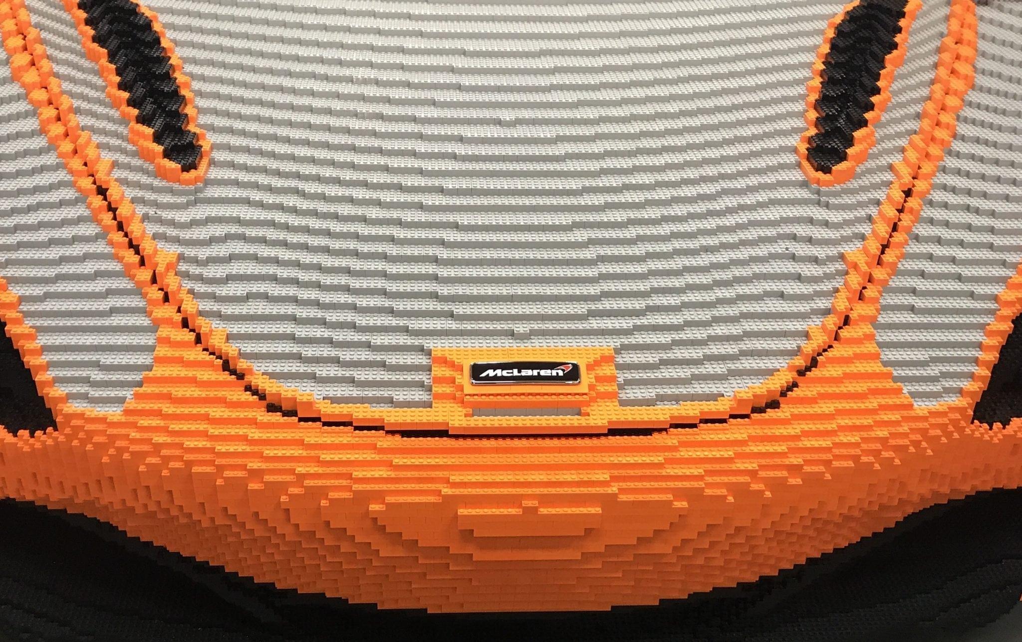 Lego McLaren 720S Build Day