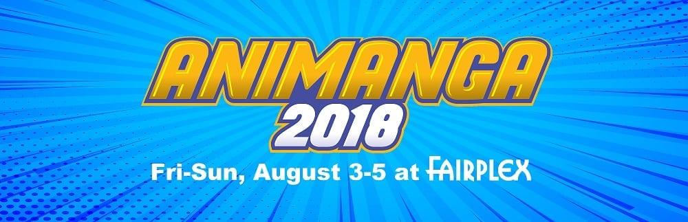 Animanga 2018: Cosplay & Anime Convention