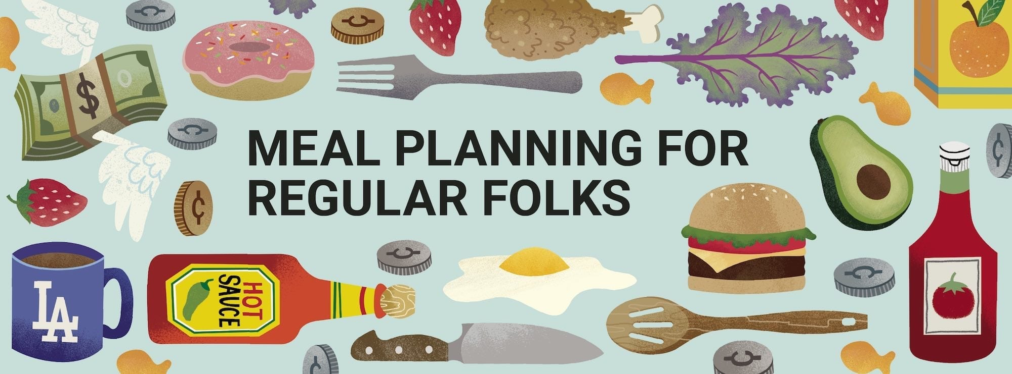 Busy & Broke Meal Planning Workshop