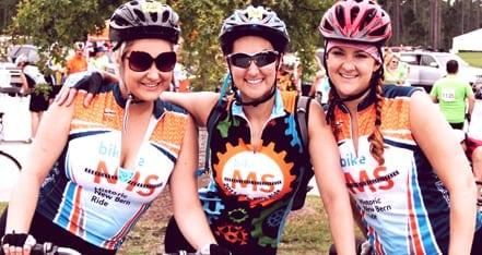 BikeMS: LosAngeles