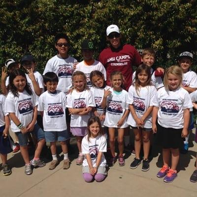 LMU Athletics Summer Camp