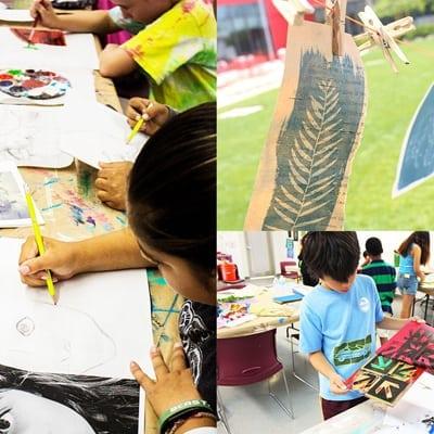 Otis College of Art and Design Summer Camps