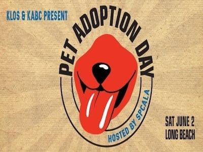spcaLA Pet Adoption Day