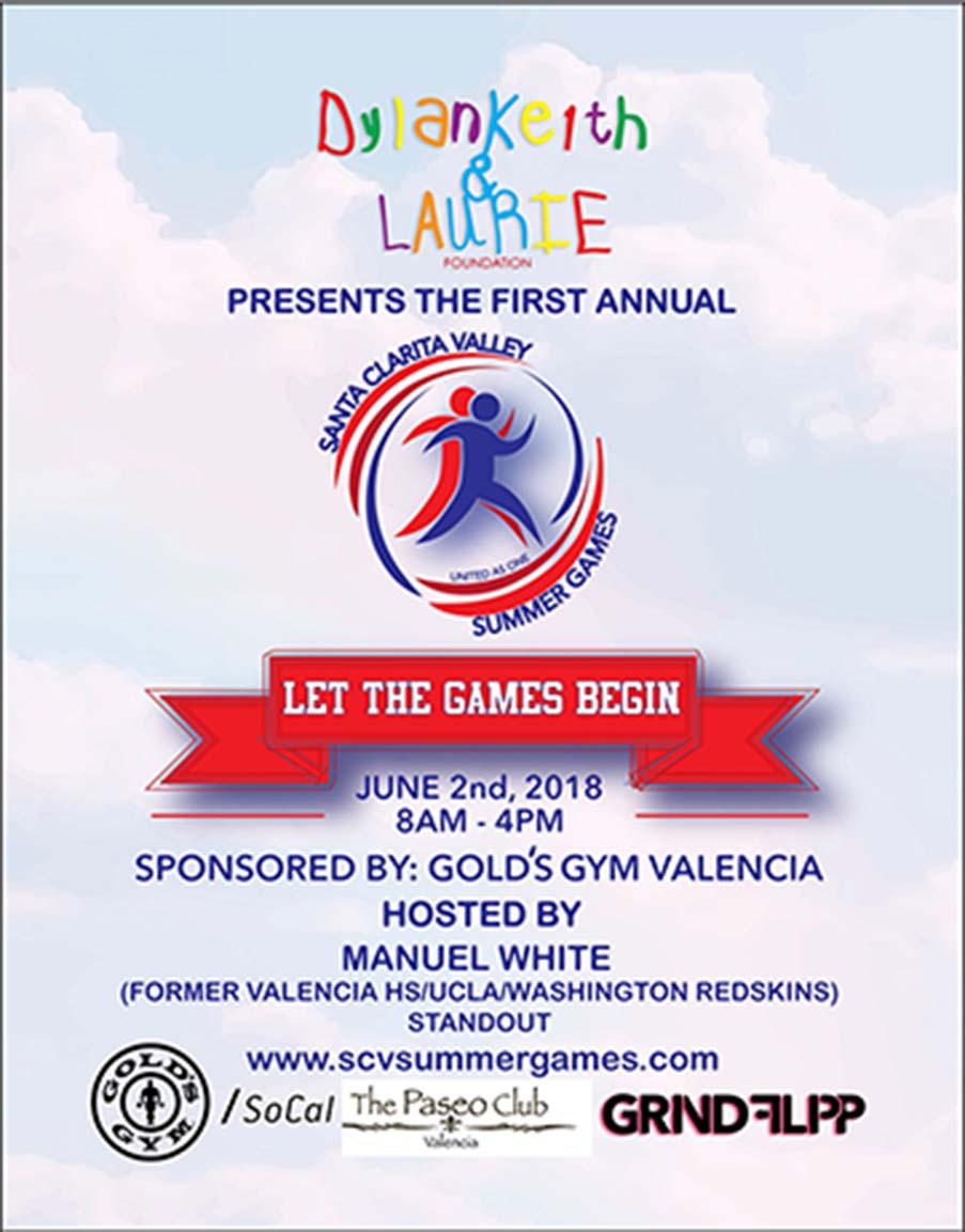 SCV Summer Games