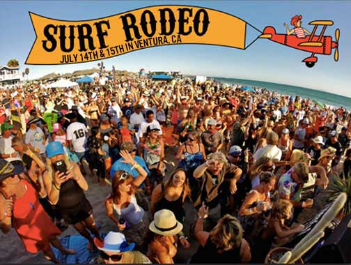 Surf Rodeo Music & Surf Festival