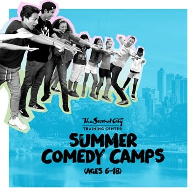 The Second City Summer Comedy Camp!