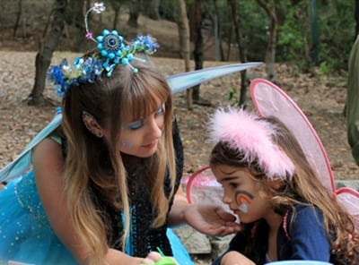 A Faery Hunt and Fairy Birthday Party!