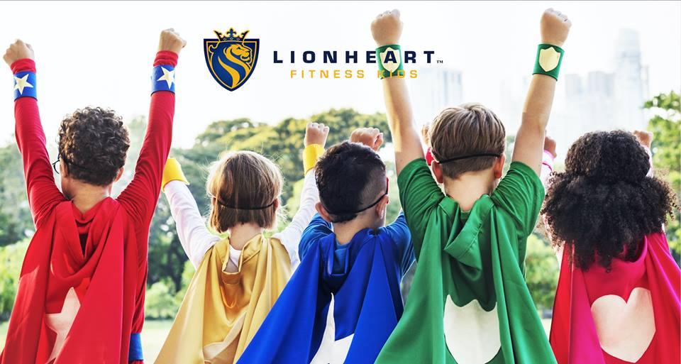 Free Lionheart Fitness Kids Baseball Class