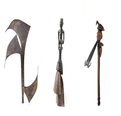 Striking Iron: The Art of African Blacksmiths Exhibition