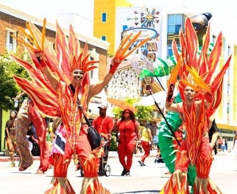 Hollywood Carnival Parade and Festival