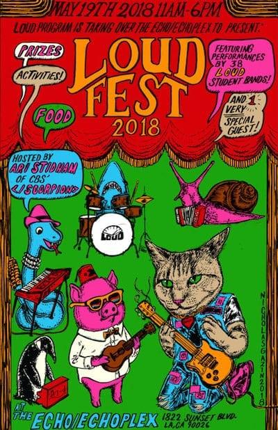 LOUD Fest 2018