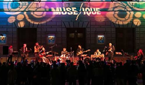 MUSE/IQUE: Movement/Aloud!