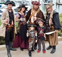Pirate Days Festival