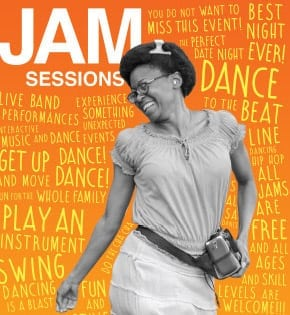 JAM Session in Newhall: Cha Cha Dance