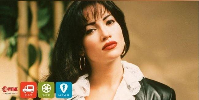 Eat|See|Hear Outdoor Movie: Selena