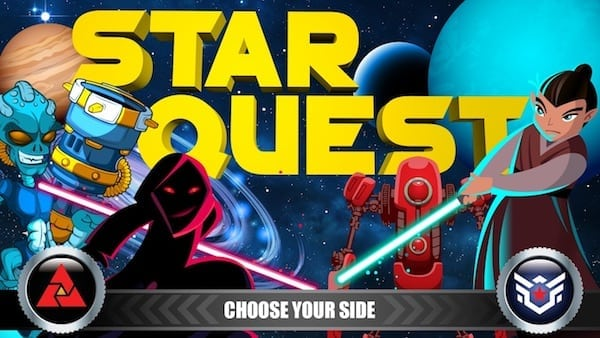 Star Quest: A Space Adventure