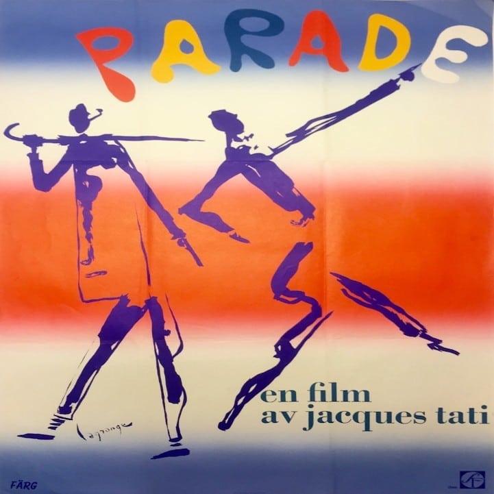 Movie Screening: Jacques Tati's Parade
