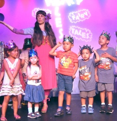 Enchanted Fairytale Interactive Theater